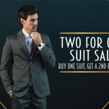 Annual Suit Sale